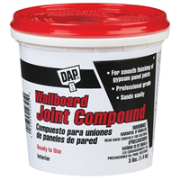 DAP Wallboard Joint Compound QT 3 lb 10100 Case of 12