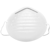 Safety Works N95 Harmful Dust Disposable Respirators 817633 Case of 44