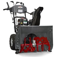 Briggs and Stratton 27 inch Medium-Duty Two-Stage Snowblower 1227MD