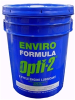 Opti-2 Universal Mix 2 Cycle Oil 5.3 Gallon 20015