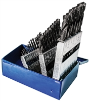 Century Drill & Tool 29 Piece Black Oxide Drill Set 24929