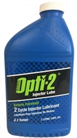 Opti-2 Injector Oil 34 oz Bottle 30112 Case of 12