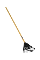 "Seymour® S400 Jobsite™ 8"" Poly Leaf Rake 40880"