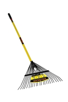 "Structron® S600 Power™ 24""/24 Steel Tine Rake 40928"