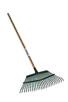 "Seymour® ProValue 18"" Flexible Steel Shrub Rake 43104"