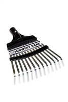 "Seymour® Midwest Rake 8"" Steel Tine Pro-Flex Replacement Head 43351"
