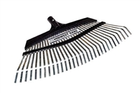 "Seymour® Midwest Rake 18"" Steel Tine Pro-Flex Replacement Head 43352"