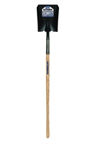 "Seymour® S500 Industrial™ Square Point Shovel 48"" Precision American Ash 49345"