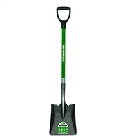 "Seymour® S300 DuraLite™ Square Point Shovel 26"" Durable Fiberglass 49433"