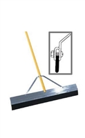 "Midwest Rake® S550 Professional™ 24"" Seal Coat Squeegee 76182"