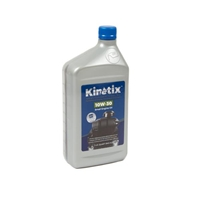 Kinetix 10W-30 Small Engine Oil 1 Quart Bottle 80001 Case of 12