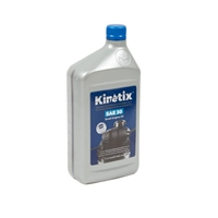 Kinetix SAE30 Small Engine Oil 1 Quart Bottle 80003 Case of 12