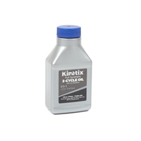 Kinetix Full Synthetic 2-Cycle Engine Oil 2.6 oz Bottle 80012 Case of 48