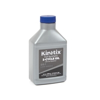 Kinetix Full Synthetic 2-Cycle Engine Oil 6.4 oz Bottle 80013 Case of 24