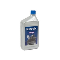 Kinetix 5W-30 Small Engine Oil 1 Quart Bottle 80014 Case of 12
