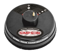 Simpson Surface Cleaner 3600 PSI 80165