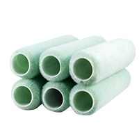"Rollerlite 9AP038-6PK 9"" x 3/8"" 100% Polyester Roller Covers 36 pack"