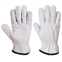 Portwest Oves Driver Gloves Gray A260