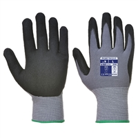 Portwest Nitrile DermiFlex General Handling Gloves Black A350