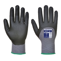 Portwest Nitrile DermiFlex Ultra General Handling Gloves Black A352