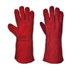 Portwest Welders Gloves Red A500