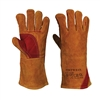 Portwest Reinforced Welding Gloves Brown A530