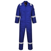 Portwest Araflame Silver Coverall AF73