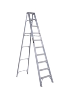 Louisville Ladder 10 Foot Aluminum Industrial Step Ladder AS1010