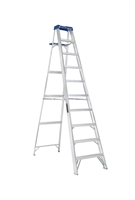 Louisville Ladder 10 Foot Aluminum Lightweight Step Ladder AS2110