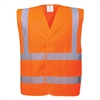 Portwest Hi-Vis Two Band & Brace Vest C470