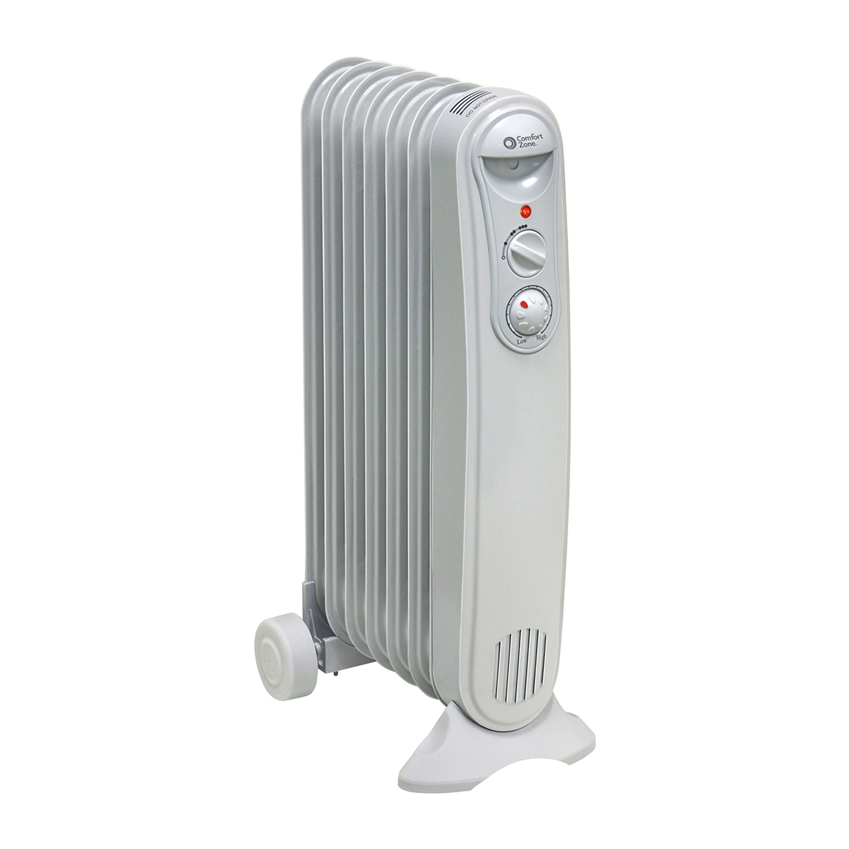 Comfort Zone Cz7007j Oil Filled Electric Radiator Heater