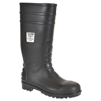 Portwest Total Safety PVC Boot Black FW95
