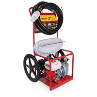 "BE Pressure 2"" Fire Fighting Cart HPFC-2065HR"