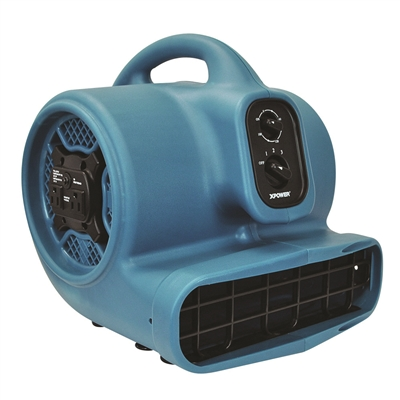 XPower P-450AT Freshen Aire 1/3 HP Scented Air Mover with Daisy Chain