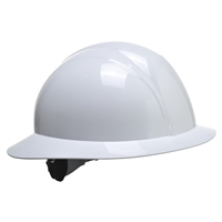 Portwest Full Brim Future Hard Hat White PS52