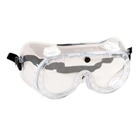 Portwest Indirect Vent Goggle Clear PW21