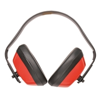 Portwest Classic Ear Protector Red PW40