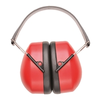 Portwest Super Ear Protector Red PW41