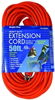 Bright-Way 50 ft Extra Heavy-Duty Outdoor Extension Cord Grounded R3050
