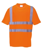 Portwest Hi-Vis T-Shirt Orange RT23