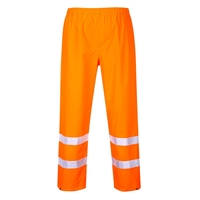 Portwest Hi-Vis Traffic Pants Orange S480