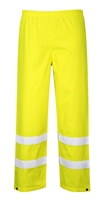 Portwest Hi-Vis Traffic Pants Yellow S480Y