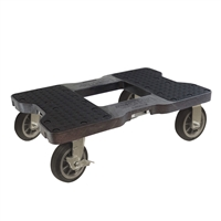 Snap-Loc All-Terrain Dolly Black SL1500D6B
