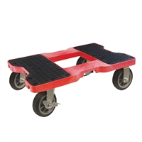 Snap-Loc All-Terrain Dolly Red SL1500D6R