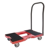Snap-Loc Push Cart Dolly Red SL1500P4R