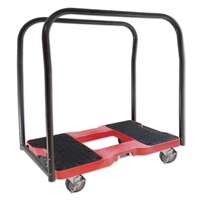 Snap-Loc Panel Cart Dolly Red SL1500PC4R