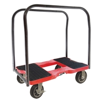 Snap-Loc All-Terrain Panel Cart Dolly Red SL1500PC6R