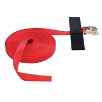 "Snap-Loc Cinch Strap 1""x50' Cam Red SLTC150CR"