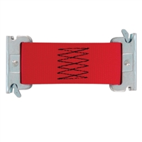 "Snap-Loc E-Strap 2""x6"" Multi-Use Red SLTE200R"