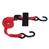 "Snap-Loc S-Hook Strap 1""x8' Cam Red SLTHS108CR"